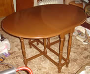 Repaired Table