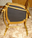 Repaired Chair